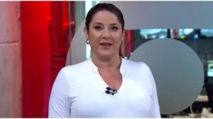 Christiane Pelajo na GloboNews - Foto: Reprodução