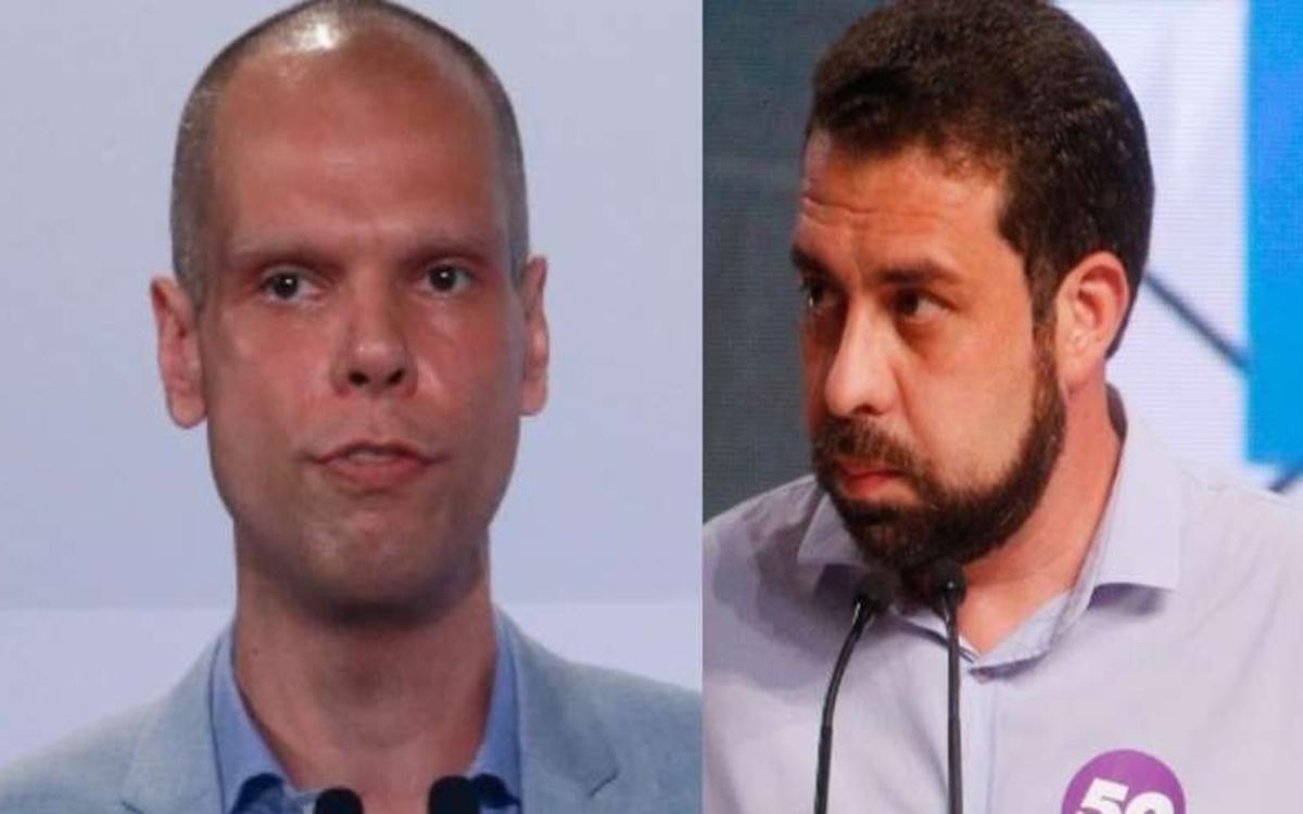 Covas e Boulos fizeram a CNN Brasil bombar (Foto: Divulgação)
