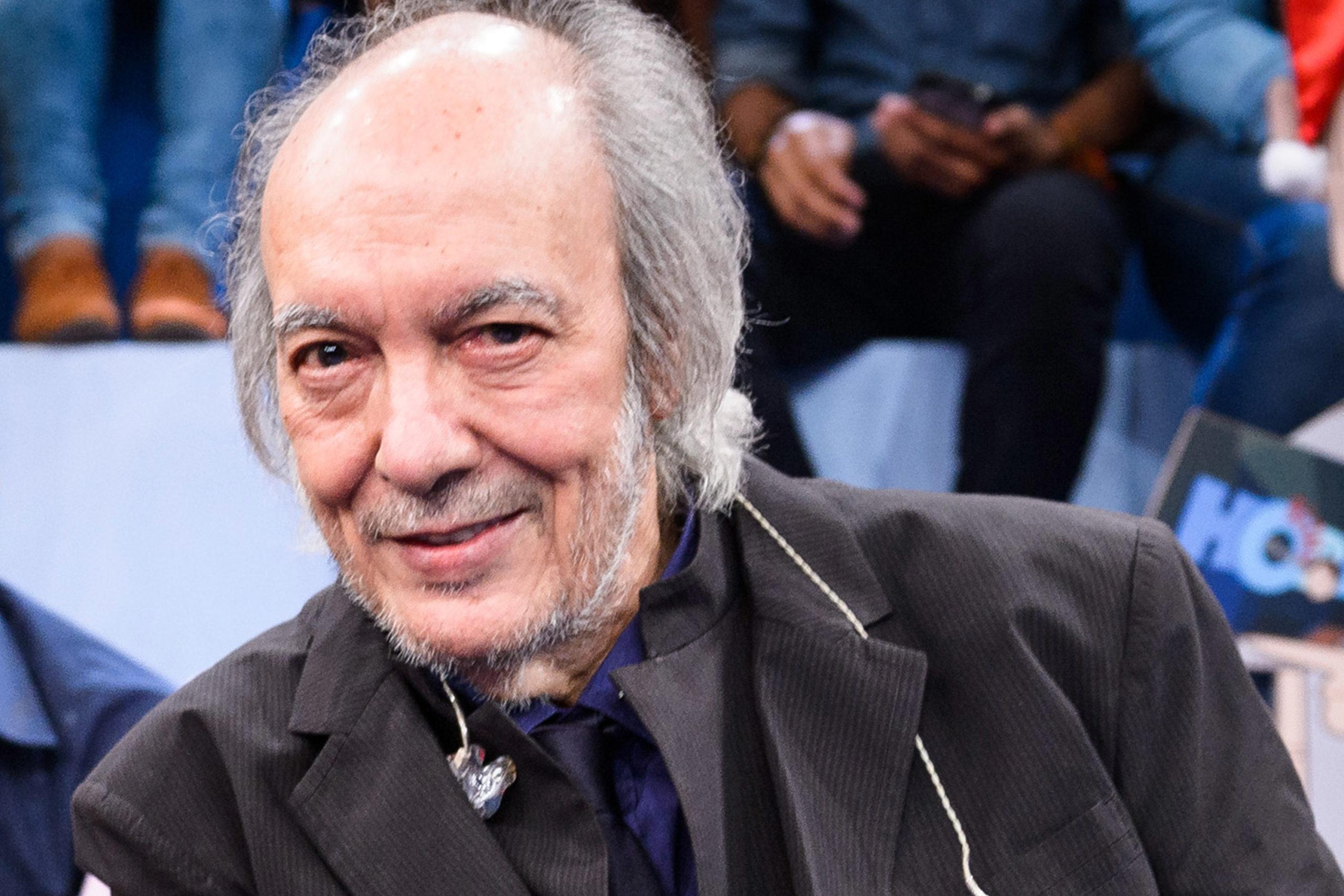 O cantor Erasmo Carlos (Foto: Divulgação)
