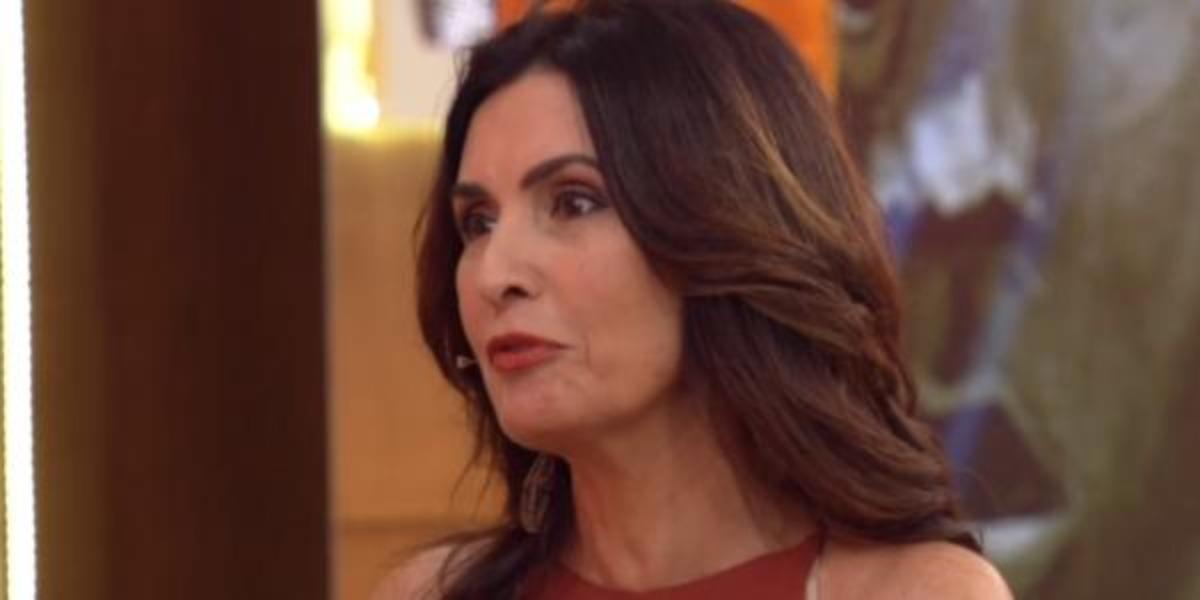 """Fátima Bernardes está de férias do """"Encontro"""" (Foto: Reprodução/TV Globo)"""