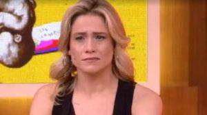 """Fernanda Gentil no """"Encontro"""" de hoje (Foto: Reprodução/TV Globo)"""
