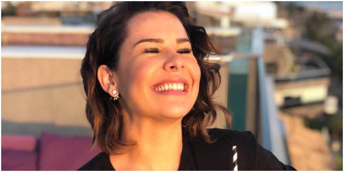 Fernanda Souza seguiu a vida após se separar de Thiaguinho (Foto: Reprodução)