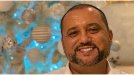 Geraldo Luís usou as redes sociais para expor uma mensagem de saudades para Gugu (Foto: Reprodução)
