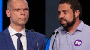 Covas e Boulos não terão debate na Globo (Foto: Divulgação)