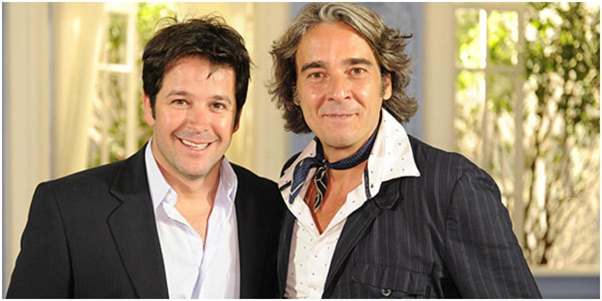 Os protagonistas da novela Ti Ti Ti, da Globo - Foto: Divulgação