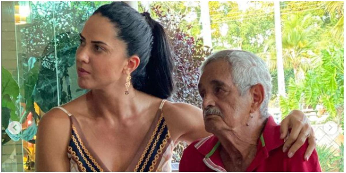 Graciele Lacerda falou sobre o luto por conta da morte de Francisco (Foto: Reprodução)