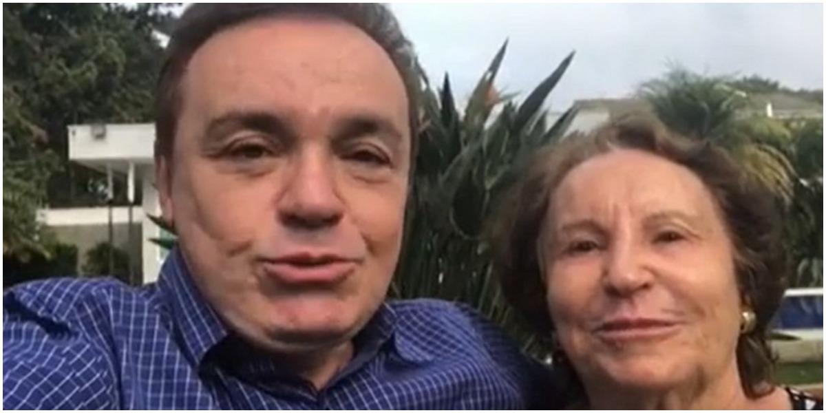 Mãe de Gugu quebrou o silêncio sobre último encontro com o cantor - Foto: Reprodução