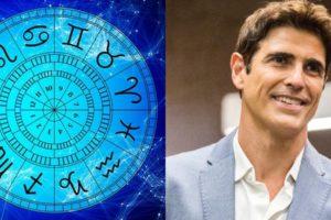 O aniversariante da quarta 11 é o ator Reynaldo Gianecchini, artista que é do signo de Escorpião (Foto: Reprodução)
