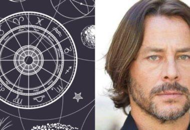 O aniversariante da terça-feira, 24, é o ator Theo Becker, artista do signo de Sagitário (Foto: Reprodução)