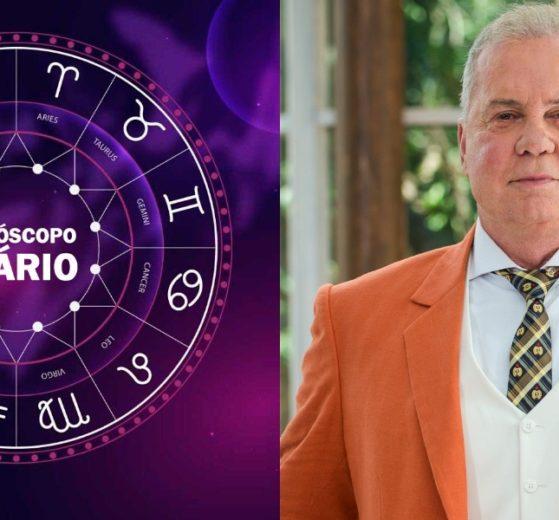 O aniversariante do sábado 28, é o ator Luiz Fernando Guimarães, artista do signo de Sagitário (Foto: Reprodução)