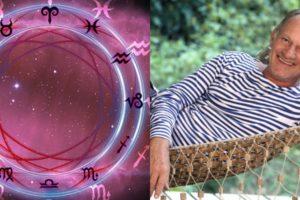 O aniversariante deste sábado, 07, é o ator Ricardo Petraglia, artista que é do signo de Escorpião (Foto: Reprodução)