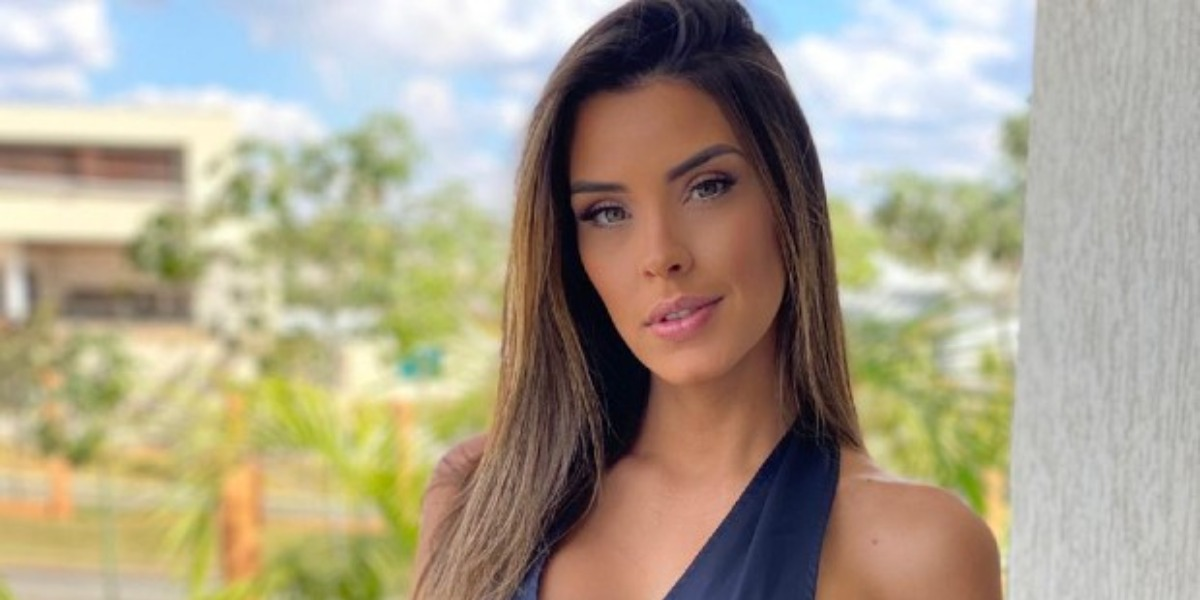 Ivy Moraes descobre traição do noivo dias antes do casamento (Foto: Reprodução)
