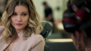 Jessica aprontará com a pobre Shirlei em Haja Coração