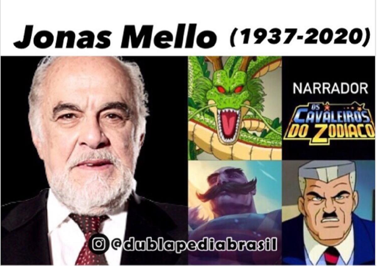 Globo Jonas Mello