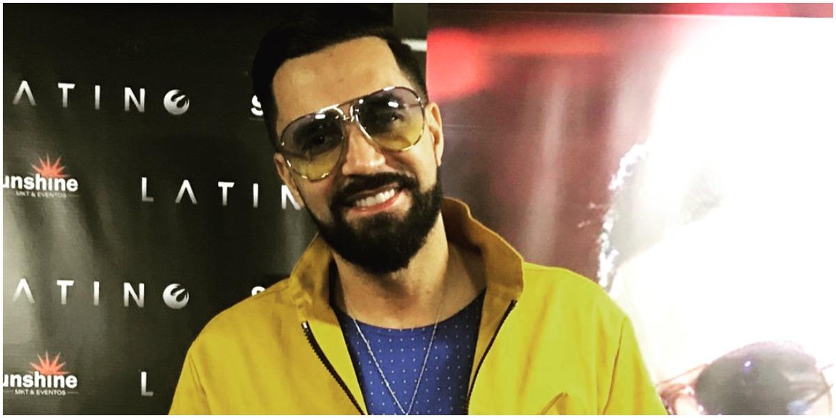 O cantor Latino desabafou no Altas Horas - Foto: Reprodução