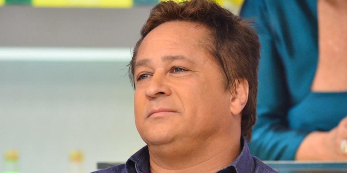 Leonardo voltou a ser motivo de preocupação após aparecer com o corpo inchado (Foto: Caio Duran/ AgNews)