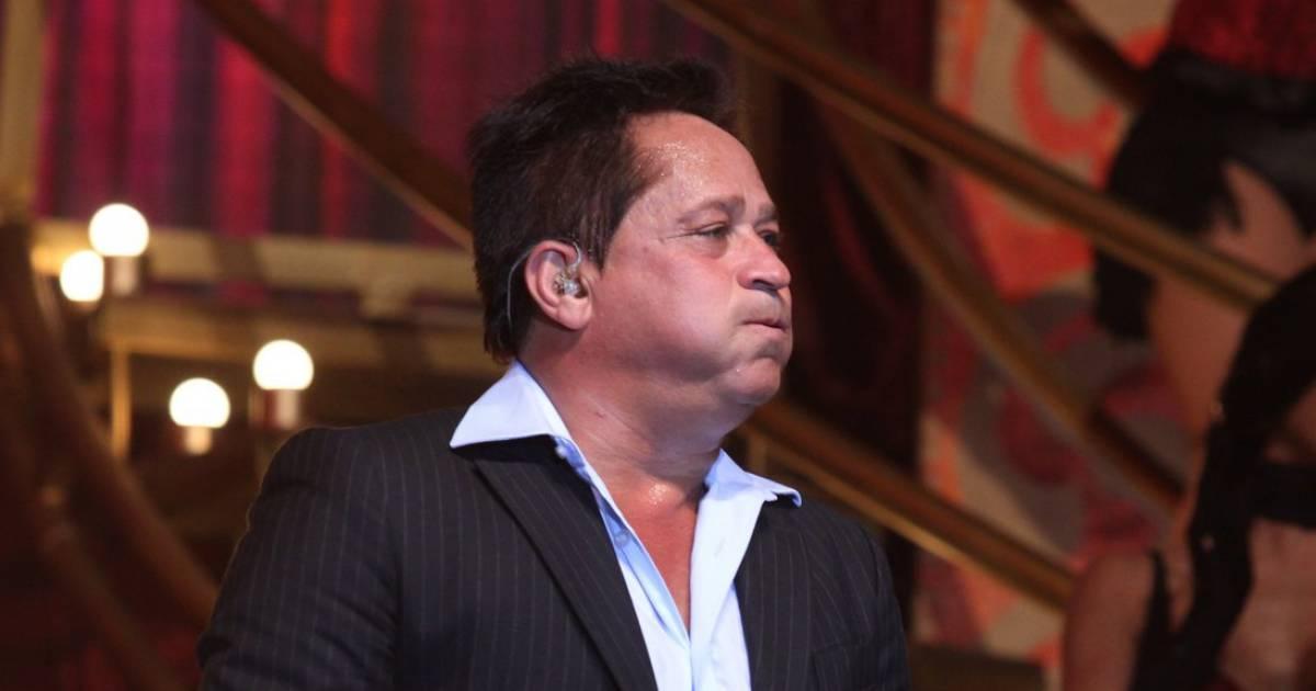 O cantor sertanejo Leonardo (Foto: Divulgação)