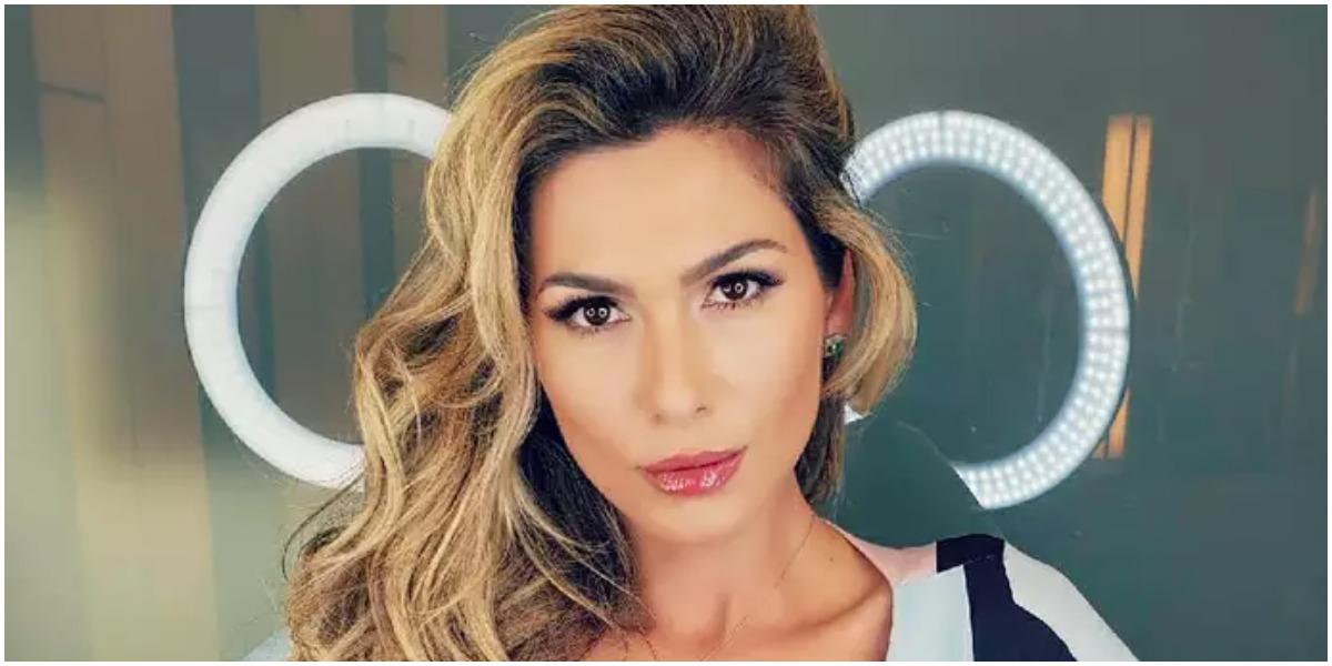 Lívia Andrade foi infectada com Coronavírus - Foto: Reprodução