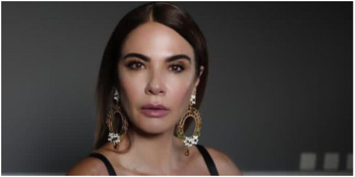 Luciana Gimenez está movendo um processo contra maquiador (Foto: Reprodução)