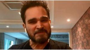 O cantor Luciano está arrasado com a morte do pai - Foto: Reprodução