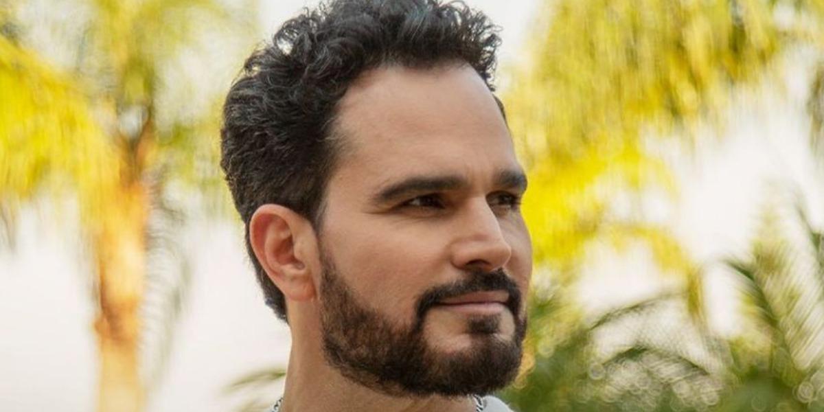 Luciano Camargo está na carreira gospel (Foto: Reprodução/Instagram)