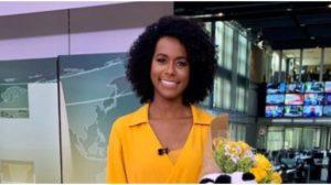Maju Coutinho entra como mais provável sucesso de Renata Vasconcellos (Foto: Reprodução)