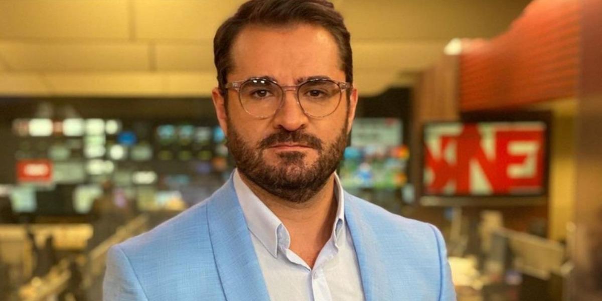 Âncora da Globo sofre ameaça de morte (Foto: Reprodução)