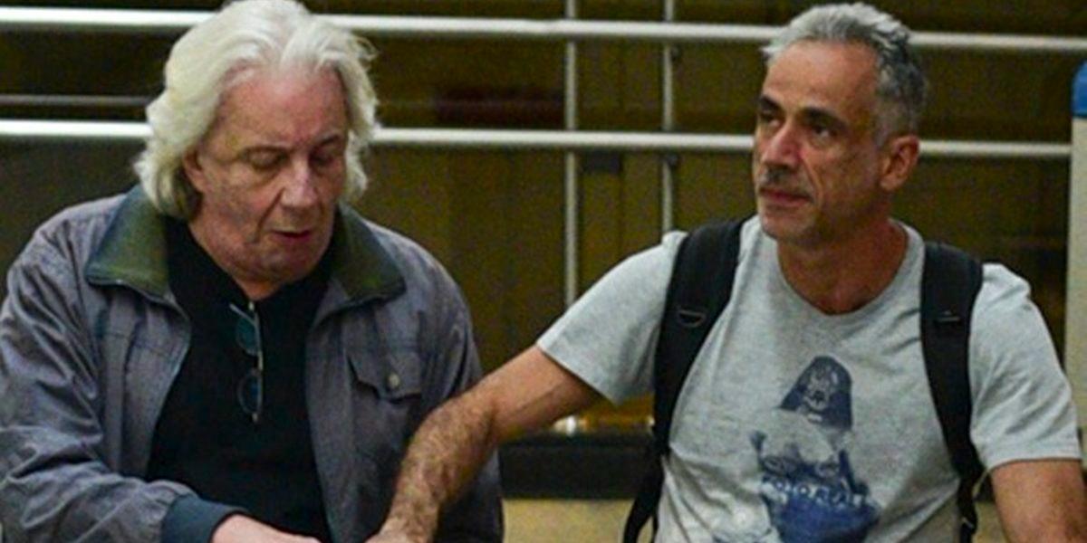 Marco Nanini e Fernando Libonati (Foto: Reprodução)