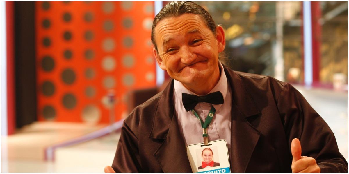 Marquito expôs humilhação de Ratinho durante programa e se revoltou com apresentador (Foto: Reprodução)