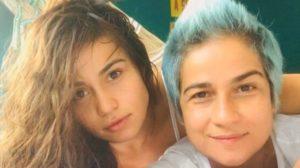 Nanda Costa e Lan Lanh (Foto: Reprodução)