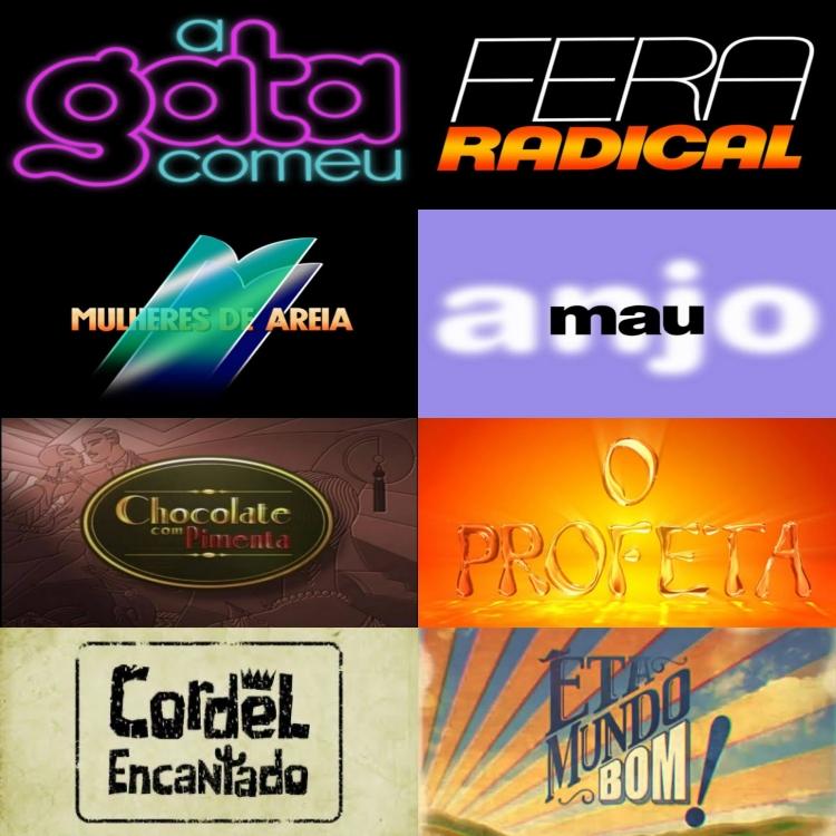 A Gata Comeu, Anjo Mau, Chocolate com Pimenta e mais: Veja audiências de novelas das 18h da TV Globo (Foto: Montagem)