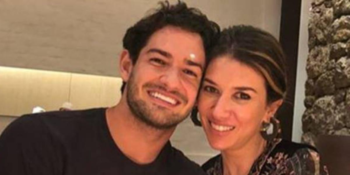 Rebeca Abravanel e Pato são casados desde 2019 (Foto: Reprodução/Instagram)