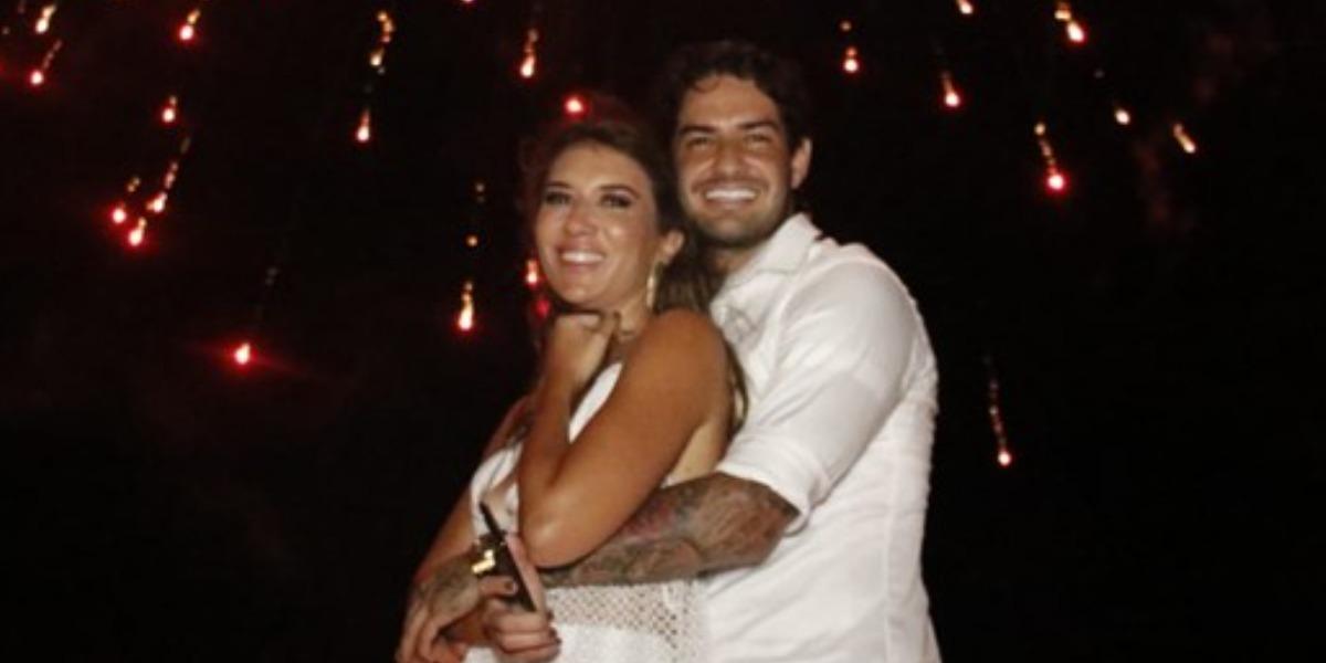 Pato e Rebeca Abravanel se casaram em 2019 (Foto: Divulgação)