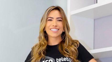 Patrícia Abravanel, do SBT, é casada atualmente com Fábio Faria (Foto: Reprodução/Instagram)