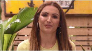 A apresentadora Patrícia Poeta - Foto: Reprodução