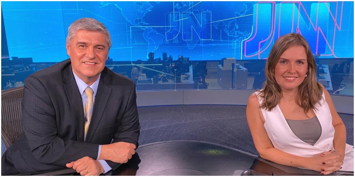 Flávio Fachel, âncora do JN, tem fama nos bastidores da Globo exposta por colunista (Foto: Reprodução)