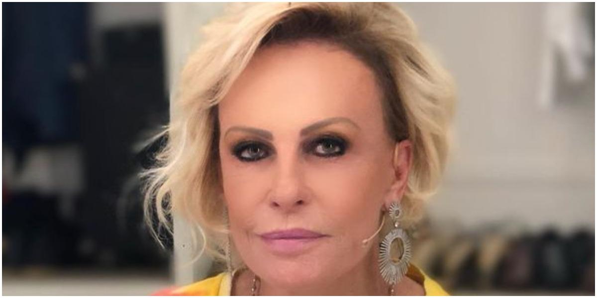 Ana Maria Braga usou as redes sociais para falar de luxo (Foto: Reprodução)