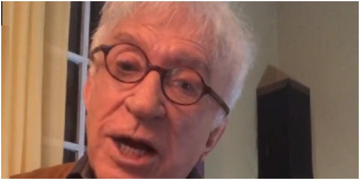Moacyr Franco falou sobre está sozinha aos 84 anos e projetos na Globoplay (Foto: Reprodução)