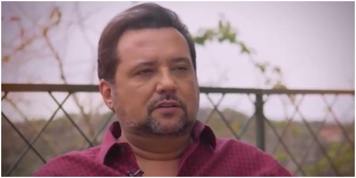 Geraldo Luís usou as redes sociais para mostrar sua aparência (Foto: Reprodução)