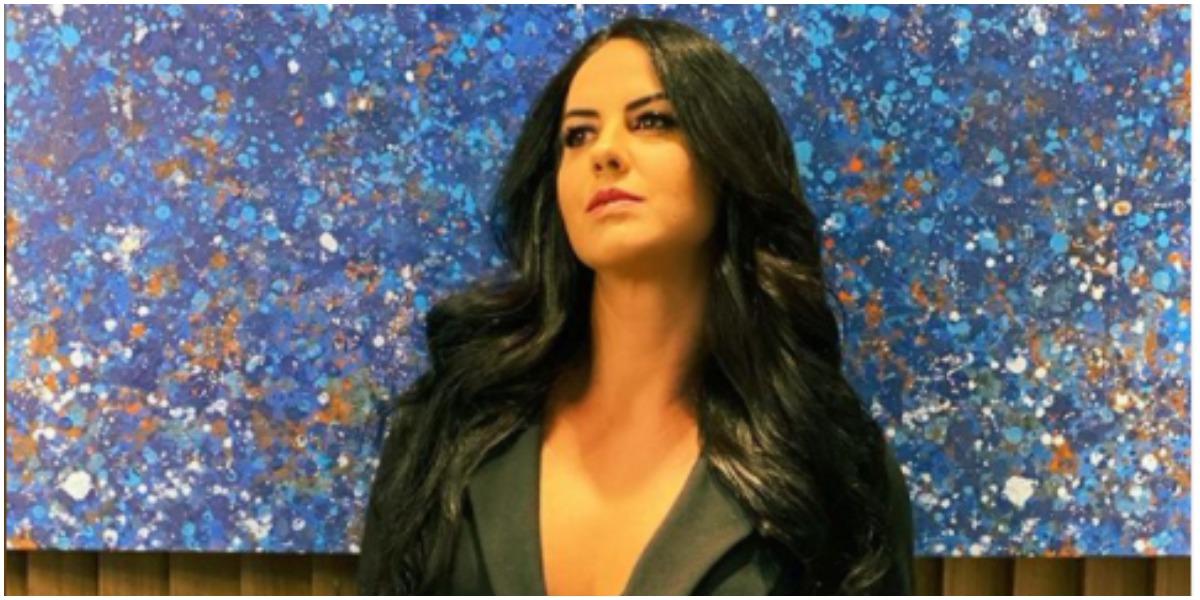 Graciele Lacerda ostenta luxo após ser chamada de piriguete por Zilu (Foto: Reprodução)