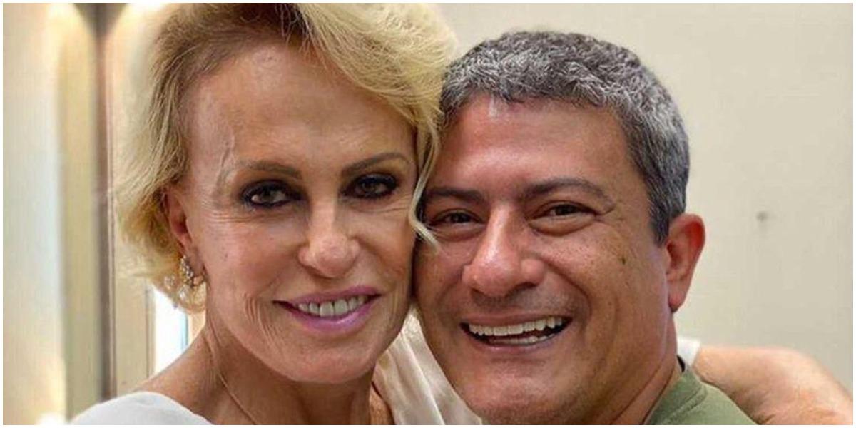 Tom Veiga era o manipulador do Louro José, de Ana Maria Braga (Foto: Reprodução)