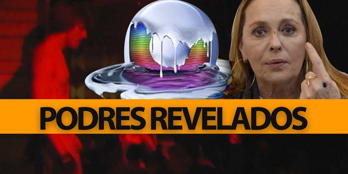Maria Zilda revela segredos da Globo (Foto: Montagem TV Foco)