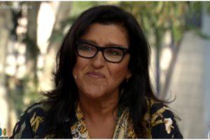 Regina Casé interpreta a Lurdes na novela Amor de Mãe, da Globo - Foto: Reprodução