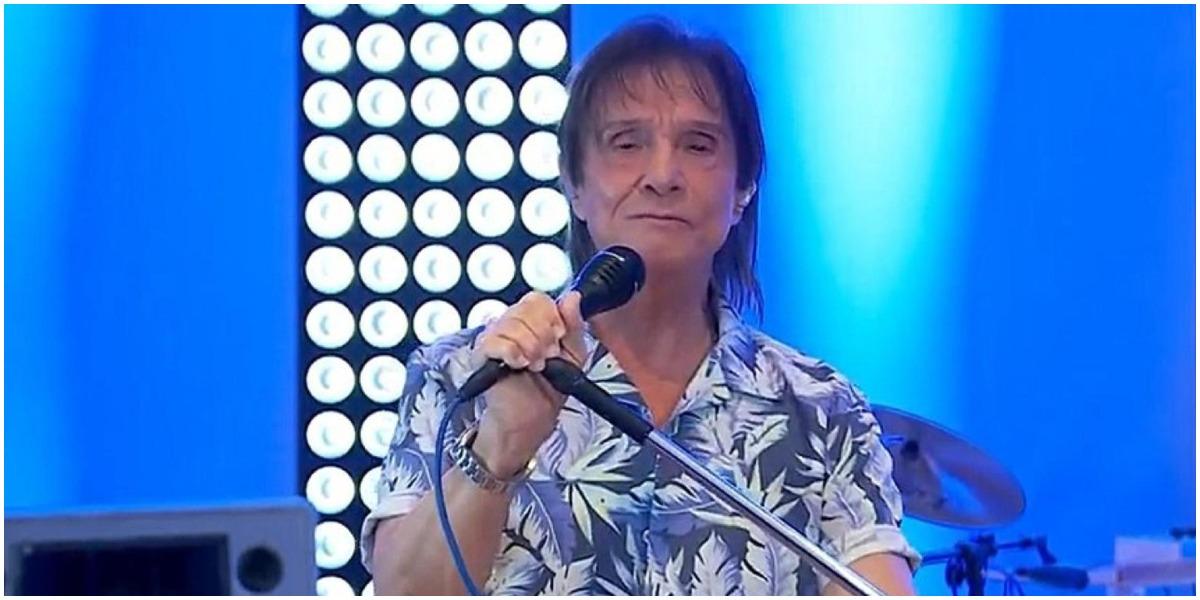 O cantor Roberto Carlos ganhará novamente especial na Globo - Foto: Reprodução