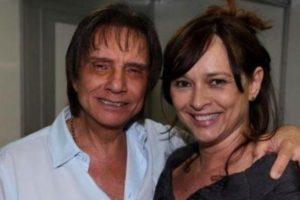 Myriam Rios recordou casamento de nove anos com Roberto Carlos (Foto: Reprodução)