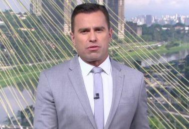 Rodrigo Bocardi no Bom Dia Brasil (Foto: Reprodução)