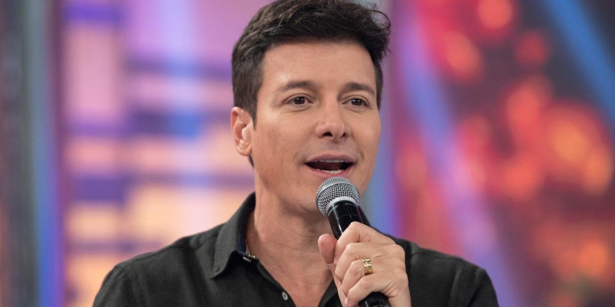 Rodrigo Faro relembra início de carreira (Foto: Reprodução)