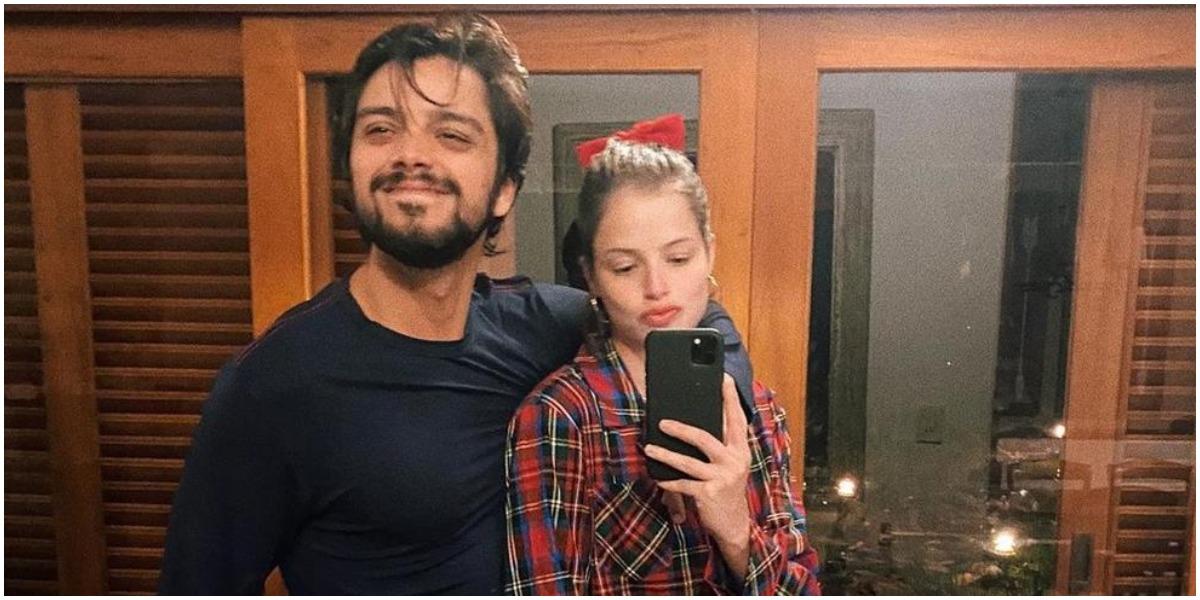 Rodrigo Simas e Agatha Moreira - Foto: Reprodução