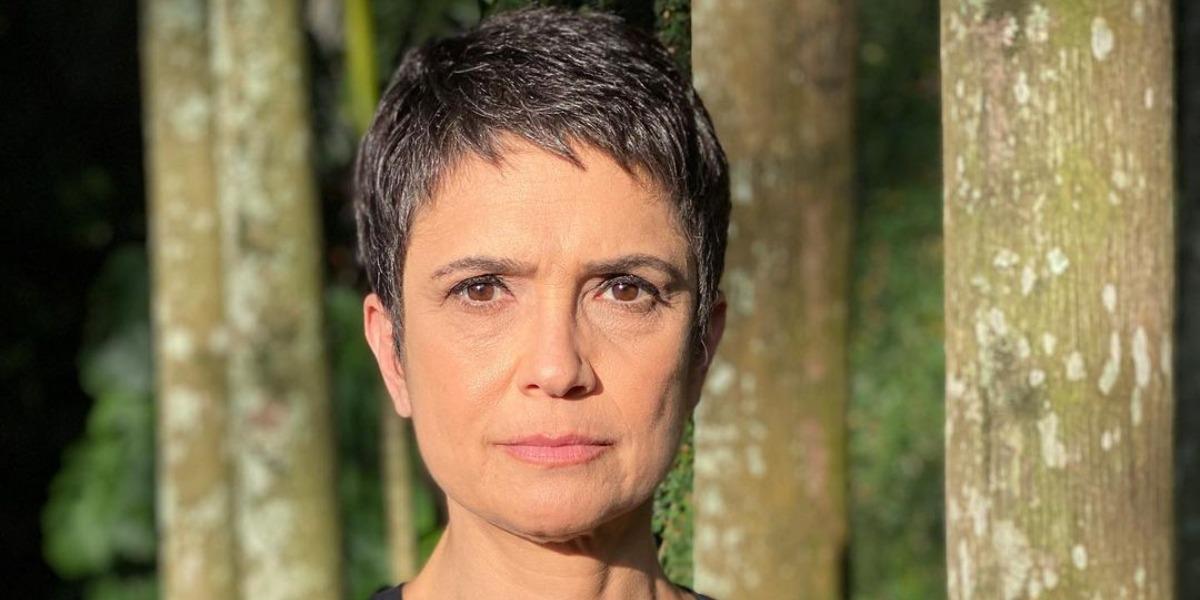 Sandra Annenberg é funcionária da Globo (Foto: Reprodução/Instagram)