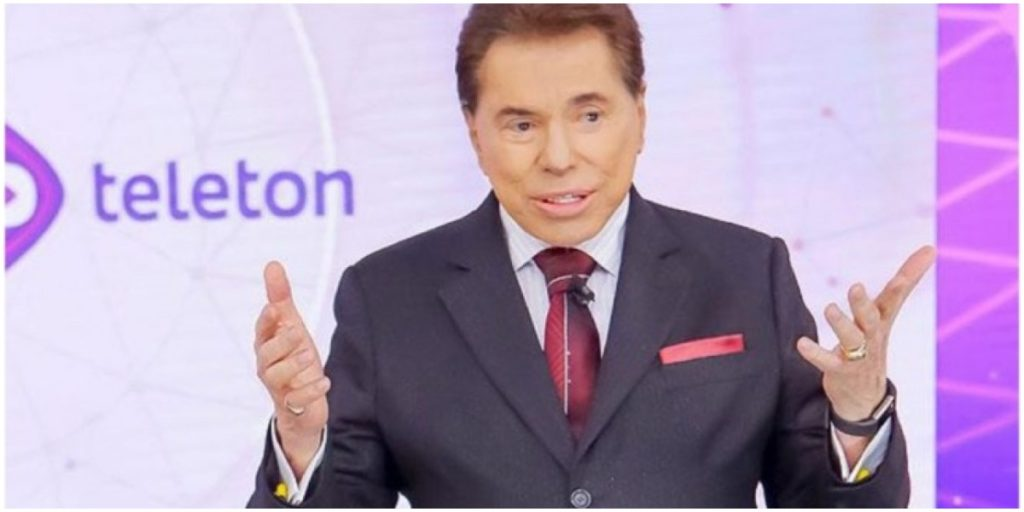 O apresentador Silvio Santos, do SBT, pode ter participado do Teleton 2020 - Foto: Reprodução